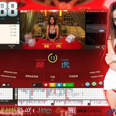 Live Dragon Tiger A Simple Yet Generous Casino Game