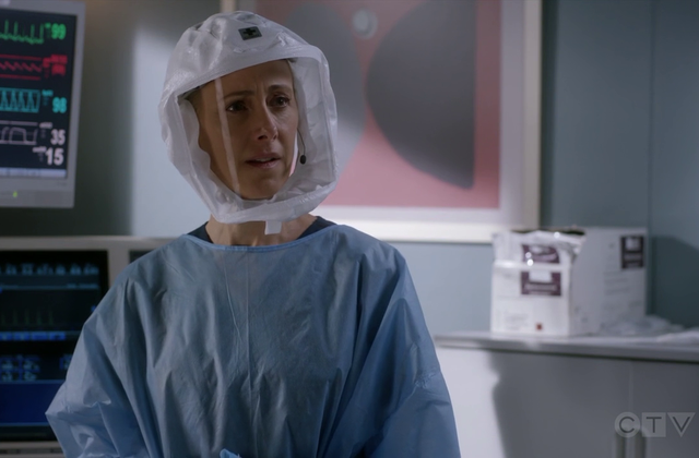 Critiques Séries : Grey's Anatomy. Saison 16. Episode 17.