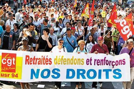 Retraités: Le 10 mars, défendons nos droits