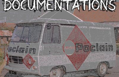 Les documentations Poclain suite