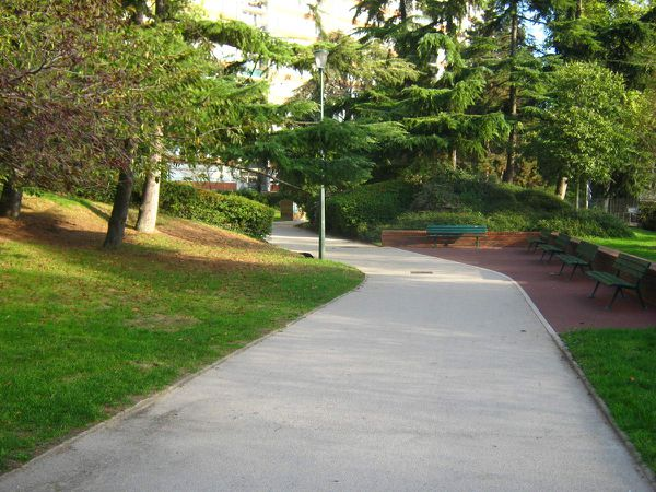Promenade plantée Bernard Lafay