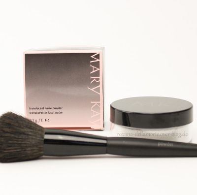 Mary Kay: Translucent Loose Powder (+ Powder Blush) || Review