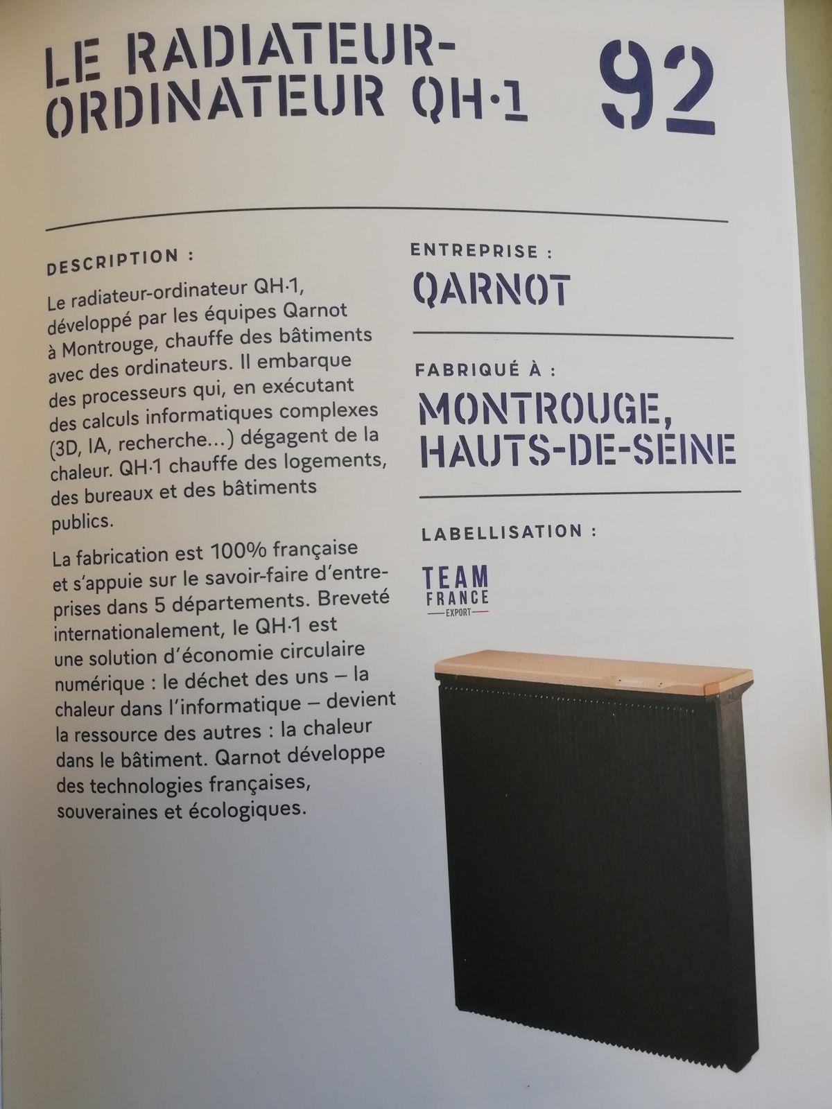Photo J.S, et vu et lu dans l'annuaire du Fabriqué en France 2021