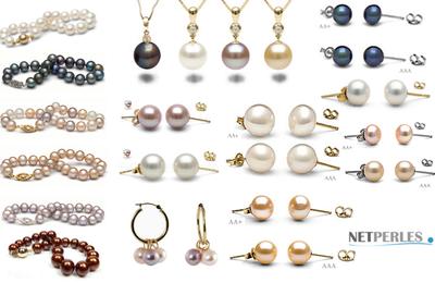 Netperles et les perles de culture