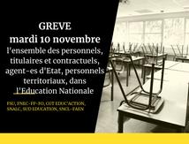 """Jean-Michel Blanquer semble renforcer son protocole sanitaire dit """"renforcé"""" mais que dans les lycées. C'est dire le renforcement!"""