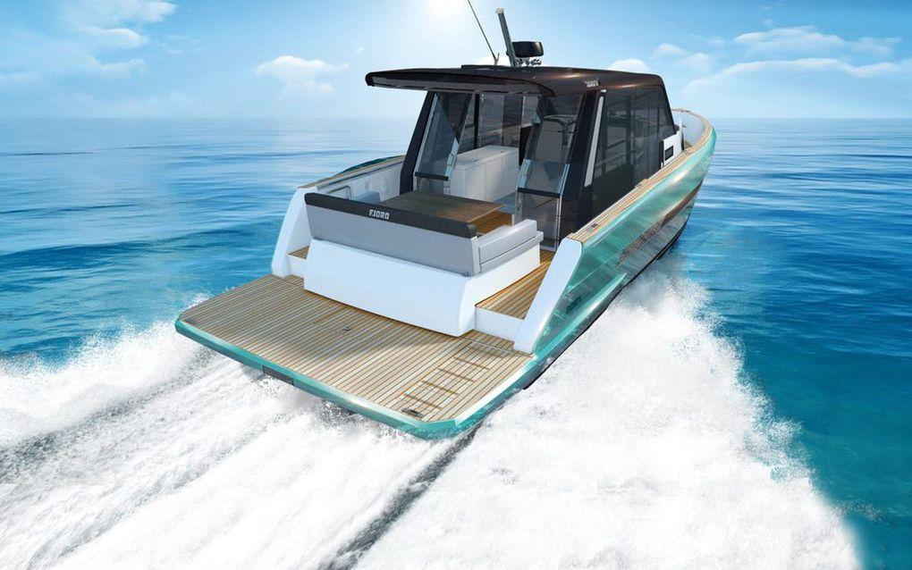 Découverte du nouveau Fjord 44 Coupé !