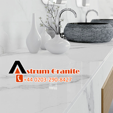 Quartz Countertops Slabs for Kitchen Design in London – Astrum Granite