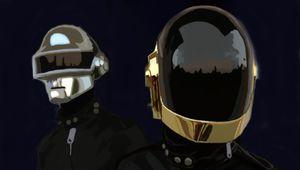 Le grand retour des Daft Punk