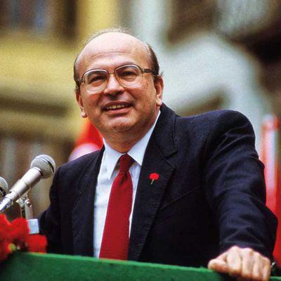 Mort de Bettino Craxi, ex-président du conseil italien