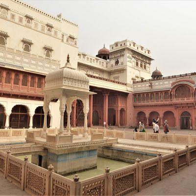 Bikaner  (2) ... Une première incursion dans le monde des maharajas
