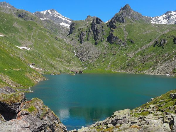 Lac de Louvie