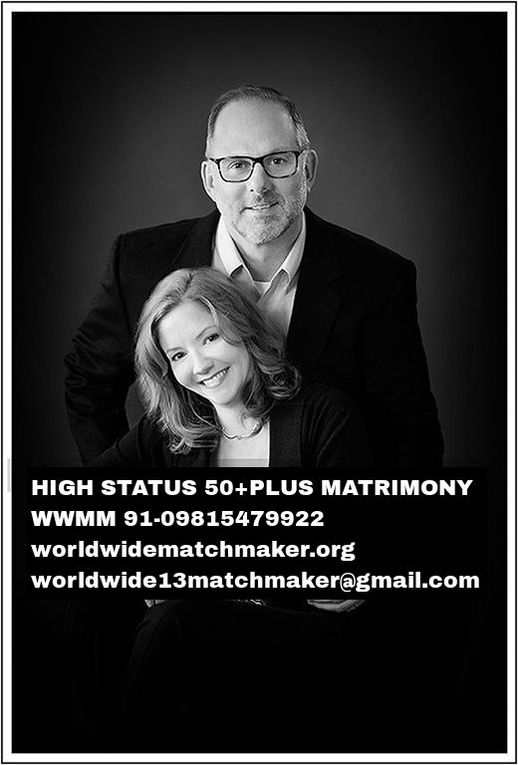 REGISTERED WITH 50+PLUS MATCHMAKER 91-09815479922 WWMM