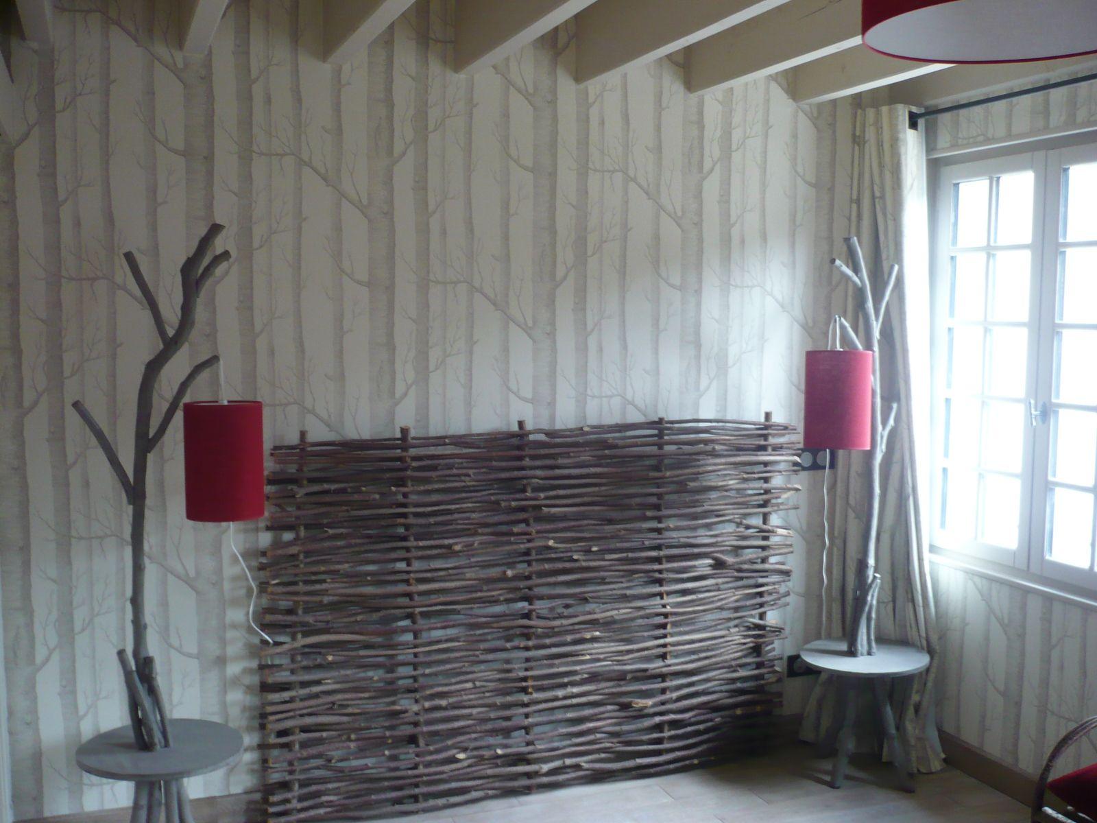 Rénovation hôtel en Normandie