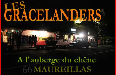 Les GRACELANDERS (100% Rock'n'Roll)