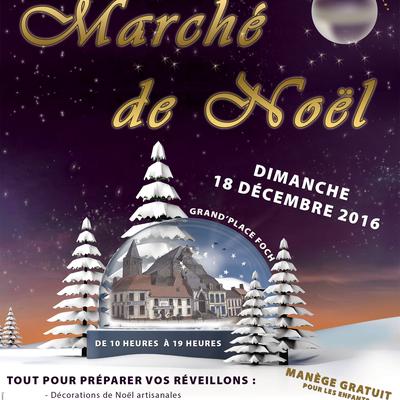 Marché de Noël 2016