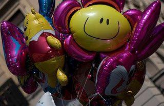 Scegliere i palloncini per  il vostro party