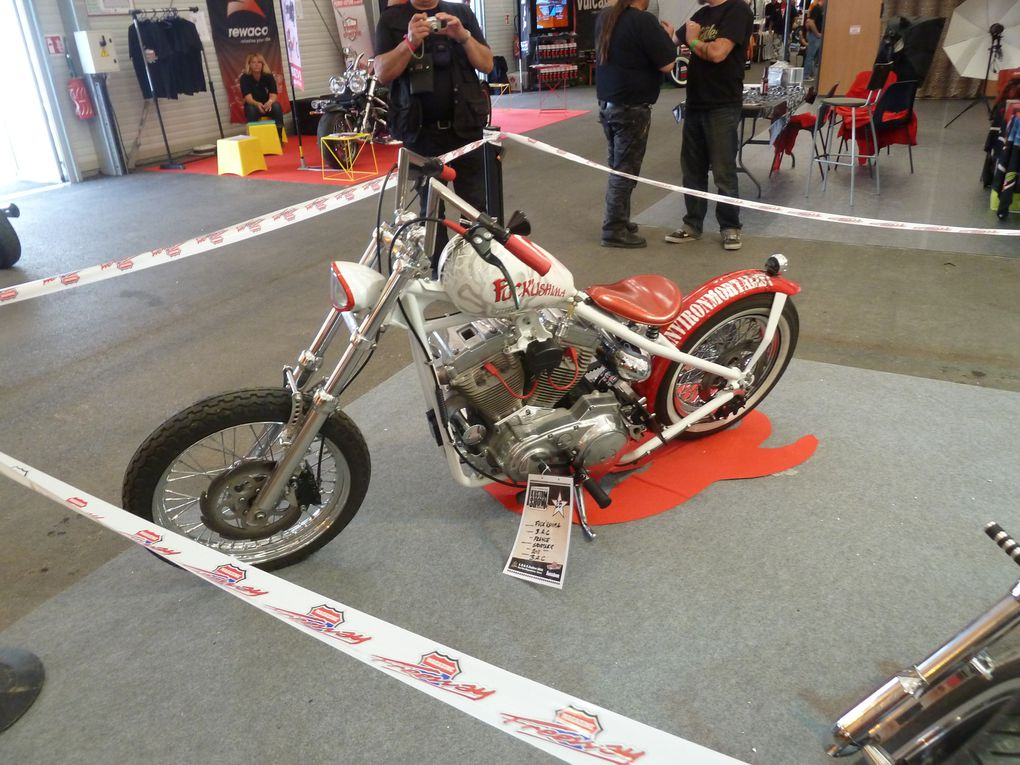 Country Bike Show Festival de Tours les 01-02-03 juillet 2011