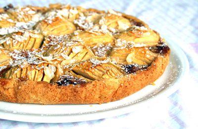 Recette de Cuisine : tarte aux pommes