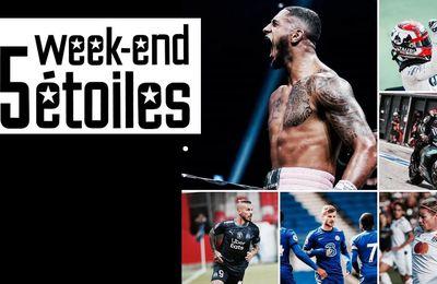 Suite ce dimanche du Week-end 5 Etoiles sur Canal Plus !