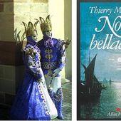 Thierry Maugenest : Noire belladone (Albin Michel, 2015) - Le blog de Claude LE NOCHER