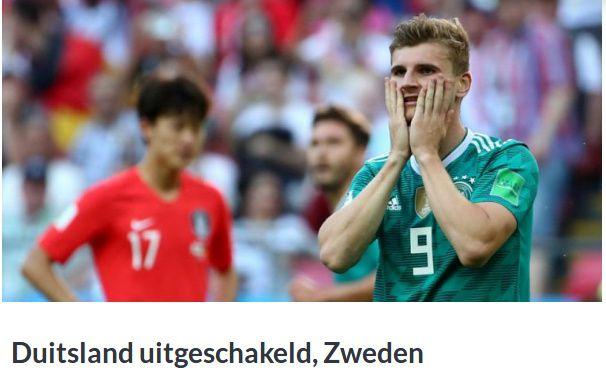 L'instant néerlandais du jour (2018_06_28): uitgeschakeld