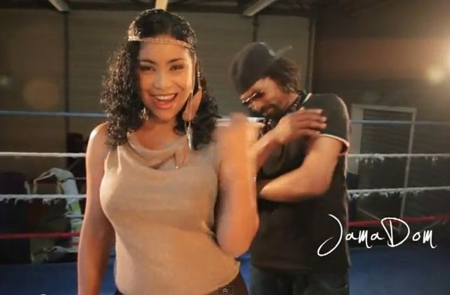 [CLIP] TANYA ST VAL feat JAMADOM - PA LAGE - 2012