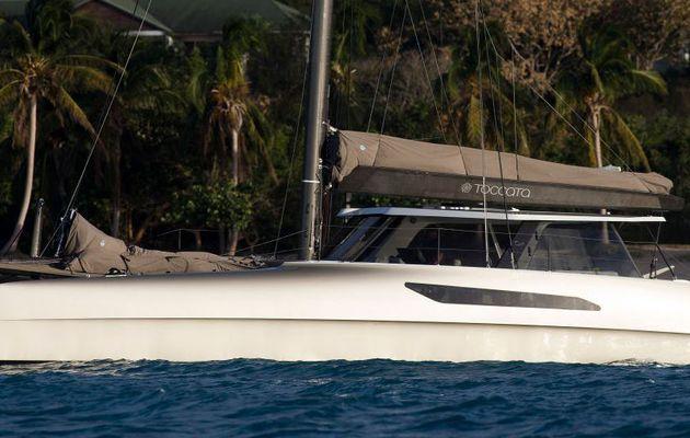 Le fondateur des catamarans Gunboat démissionne, la société vendue aux enchères