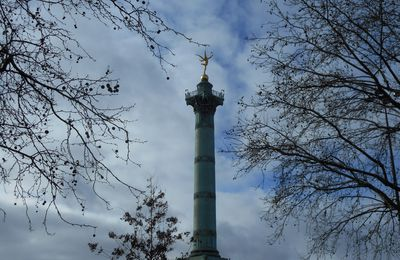 La Bastille, Paris