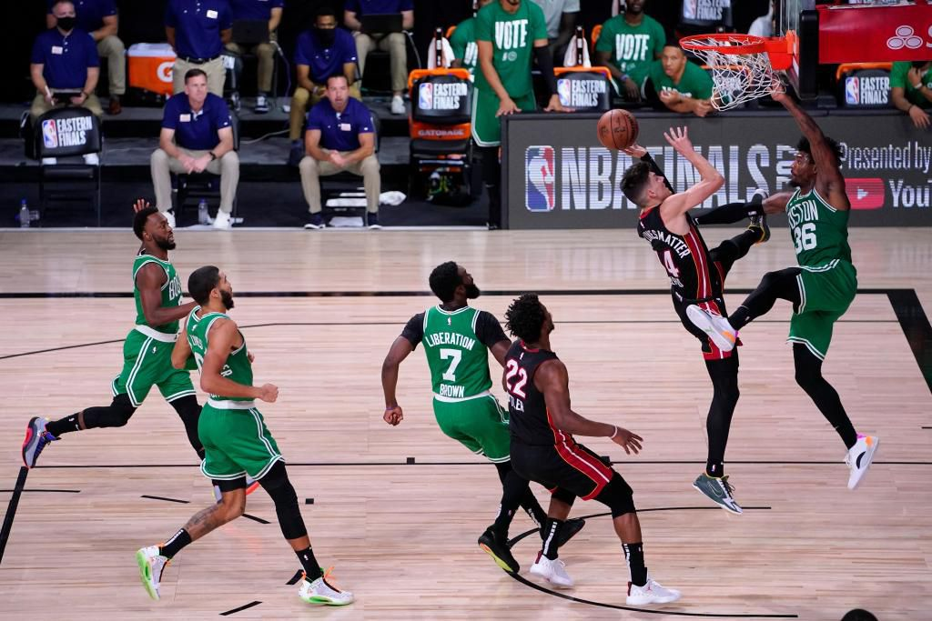 Tyler Herro marche sur les Celtics et propulse Miami à une victoire des Finales NBA
