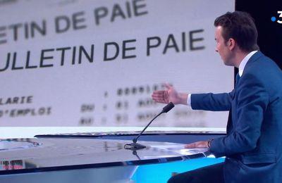 Guillaume Peltier (LR) et « l'augmentation des salaires de 20% » : DÉSINFORMATION à l'AFP