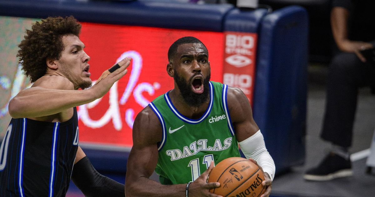 Tim Hardaway Jr prend feu face au Magic d'Orlando