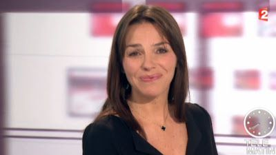 2013 03 25 - SOPHIE LE SAINT - FRANCE 2 - LE JOURNAL @07H30