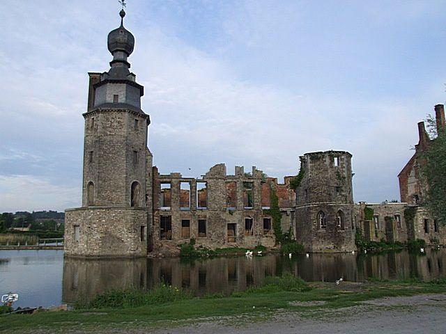 Diaporama château d'Havré