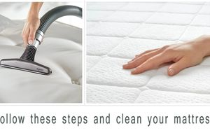 Follow these steps and clean your mattress!