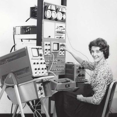 THE HISTORY OF WOMEN IN CODING
