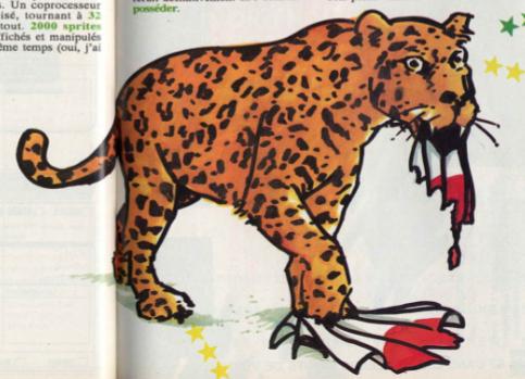 [C'ETAIT IL Y A 30 ANS] La Panther bouffe tout !