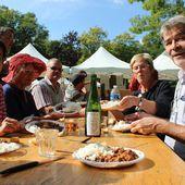 Fête du vin doux - Fête du vin doux à la Chapelle Saint-Mesmin