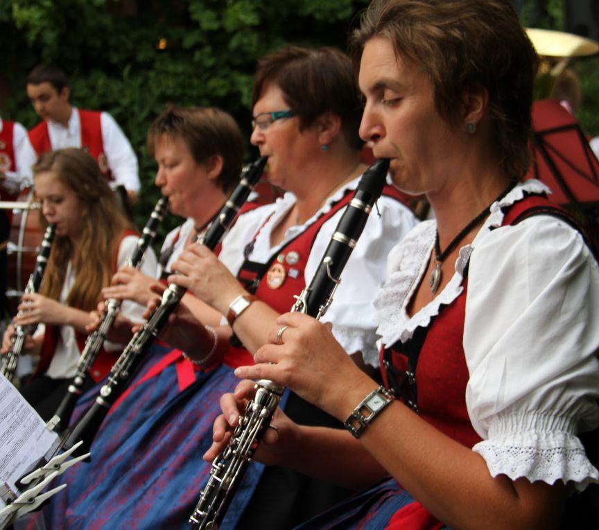 Album - Konzert Musikverein 2014 Pfarrgarten