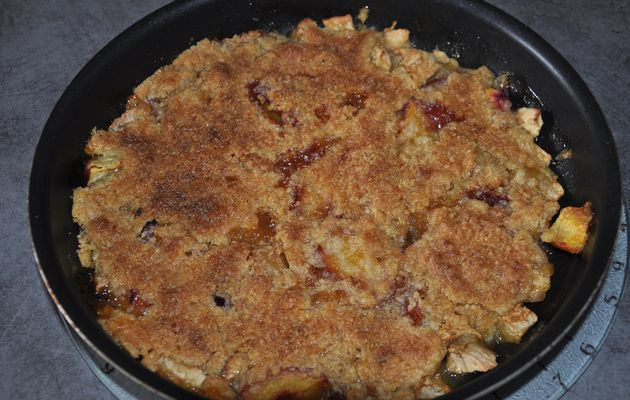 Crumble rapide