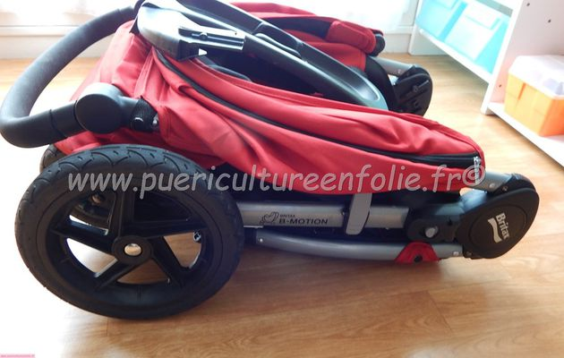 BRITAX BMOTION 4 TEST