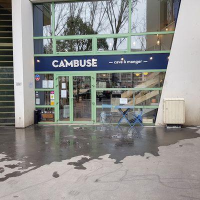 Cambuse (Paris 19) : table simple aux accents d'autrefois
