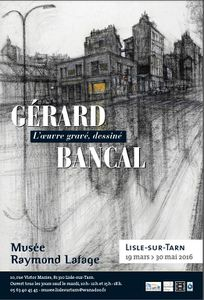 Vernissage Exposition BANCAL