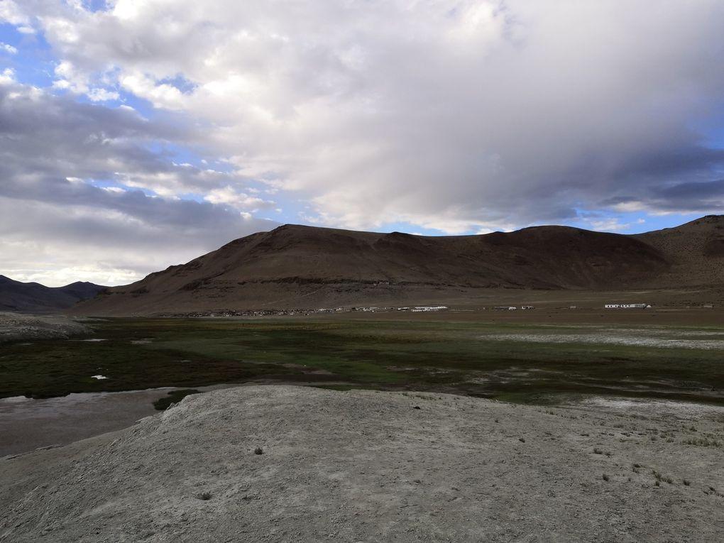 Le lac Tso Kar