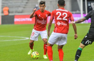 Football : Nîmes Olympique se relance à Reims (0-1)