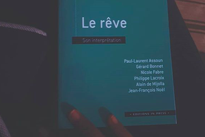 Le rêve, son interprétation - essai collectif (éditions InPress)