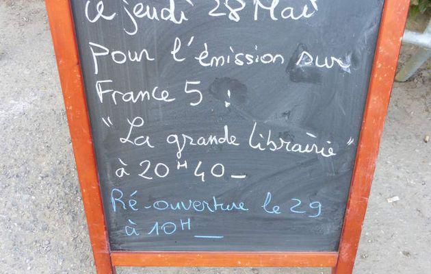 Vivre livre (13) La grande librairie au Somail