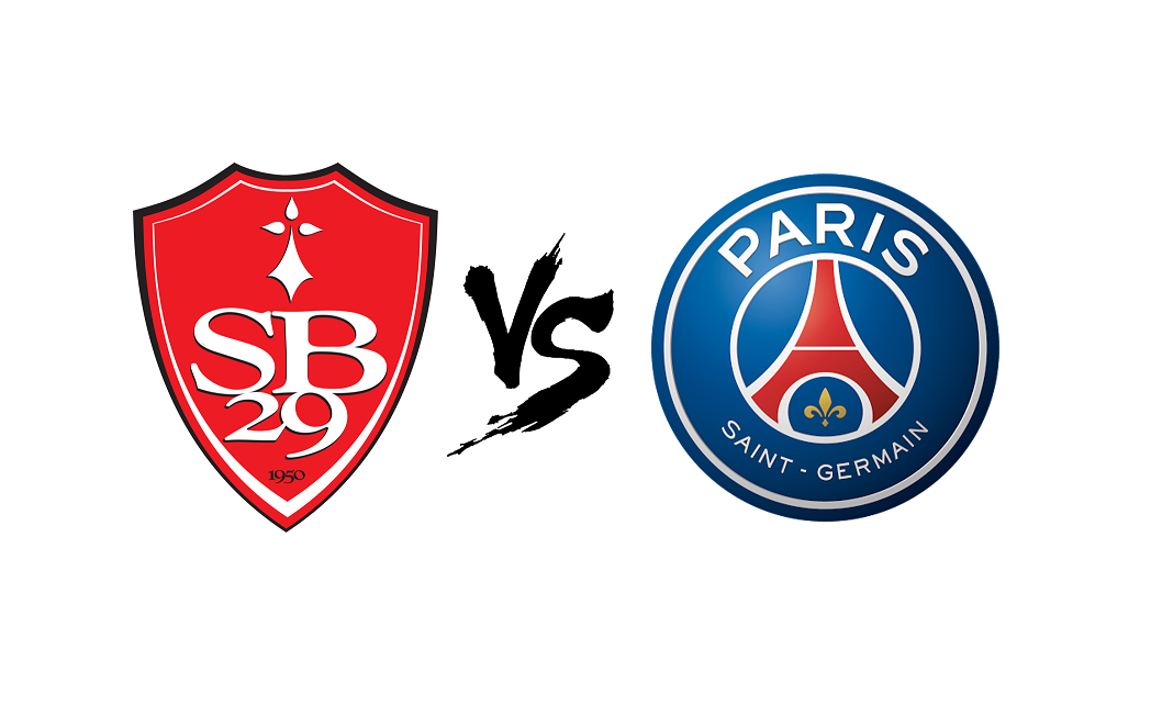 Coupe de France (16e de Finale) : Brest/PSG ce samedi soir en direct sur France 2