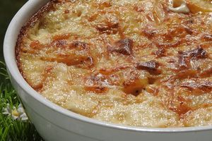 GRATIN DAUPHINOIS (thermomix)