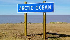 Canada - Celui qui se baignait dans l'océan arctique