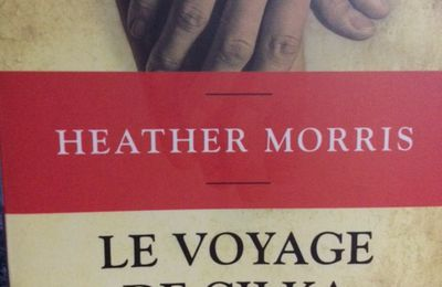 Le voyage de Cilka de Heather Morris (éditions Charleston)